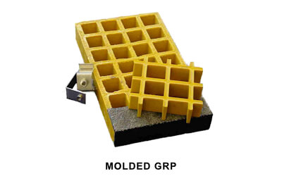 Molded GRP
