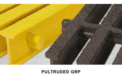 Pultruded GRP